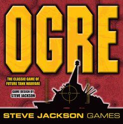 Ogre | Board Game | BoardGameGeek