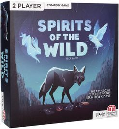 spirits of the wild boardgame box