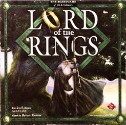 Lord of the Rings | Board Game | BoardGameGeek