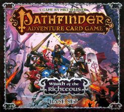 Pathfinder Adventure Card Game Wrath Of The Righteous Base Set