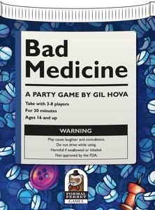 Pharma Company May Have Downplayed Side >> Bad Medicine Board Game Boardgamegeek