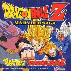 Dragon Ball Z: Majin Buu Saga Cover Artwork