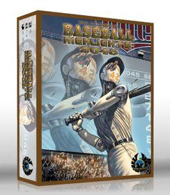 Baseball Highlights 2045 Board Game Boardgamegeek