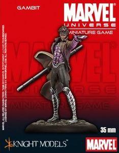 Marvel Universe Miniature Game: Gambit | Board Game