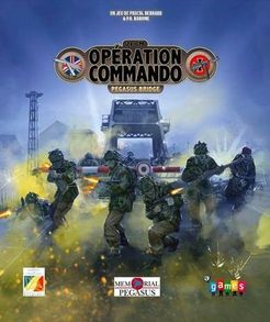 Opération Commando: Pegasus Bridge | Board Game | BoardGameGeek