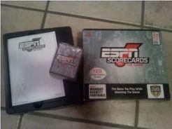 ESPN Scorecards: The Game   Board Game   BoardGameGeek