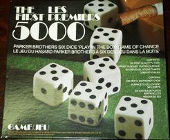 V juego de los cinco mil