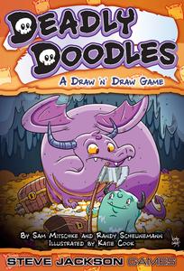 Deadly Doodles Cover Artwork