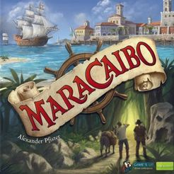Maracaibo Cover Artwork