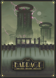 Barrage Cover Artwork