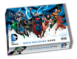 DC Deck Building Game Promo Gypsy /& Forager