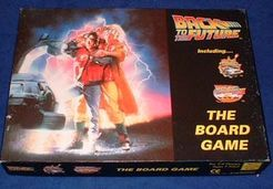 Back to the Future Cover Artwork
