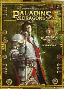 dungeon twister paladins dragons board game boardgamegeek