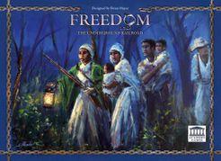 Freedom: The Underground Railroad Cover Artwork