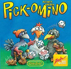 Pickomino Cover Artwork