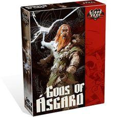 Blood Rage: Gods of Ásgard Cover Artwork