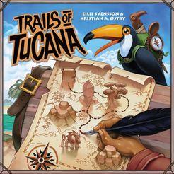 Trails of Tucana Cover Artwork