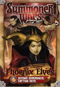 Summoner Wars: Phoenix Elves – Second Summoner Cover Artwork