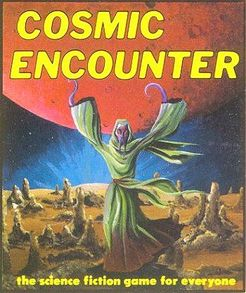 Cosmic Encounter Cover Artwork