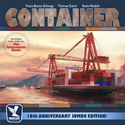 Container: 10th Anniversary Jumbo Edition!   Board Game