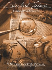 Sherlock Holmes Consulting Detective: The Thames Murders & Other
