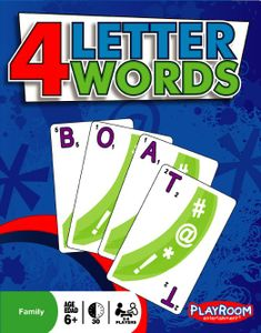 4 Letter Words | Board Game | BoardGameGeek