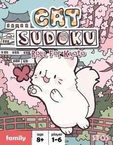 Cat Sudoku Cover Artwork