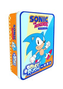 Sonic The Hedgehog Dice Rush Board Game Boardgamegeek