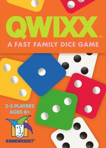 Qwixx Cover Artwork