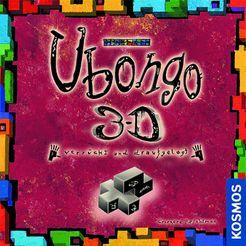 Ubongo 3-D Cover Artwork
