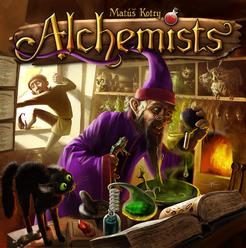 Top juegos de mesa 2014 - Alquimistas