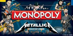 Monopol: Metallica Collector's Edition