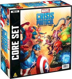 Marvel: Crisis Protocol | Board Game | BoardGameGeek