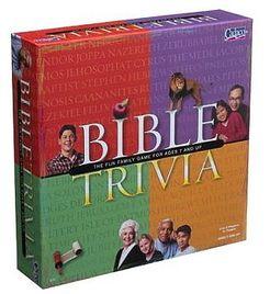 Bible Trivia | Board Game | BoardGameGeek