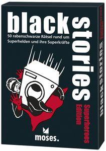 Edicion Superheroes GENX Black Stories