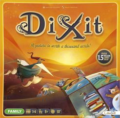 Dixit Cover Artwork