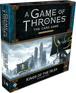 A Game of Thrones: The Card Game (Second Edition) – Kings of the