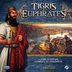 Tigre et Euphrate