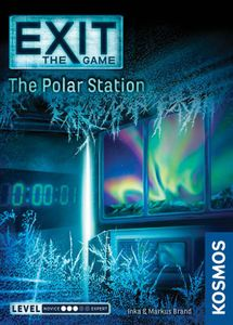Exit: The Game – The Polar Station Cover Artwork