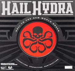 Hail Hydra | Board Game | BoardGameGeek