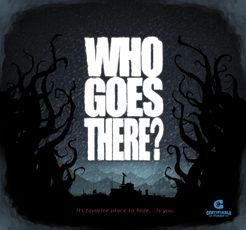 Who Goes There? Cover Artwork
