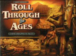 Roll Through the Ages: The Bronze Age Cover Artwork