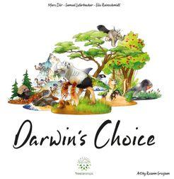 Portada de Darwin's Choice