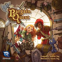 Bargain Quest Cover Artwork