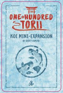 The One Hundred Torii: Koi Mini-Expansion Cover Artwork