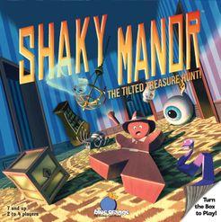 Shaky Manor Cover Artwork