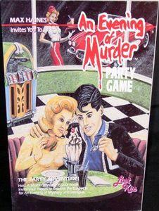 An Evening of Murder: Last Kiss | Board Game | BoardGameGeek