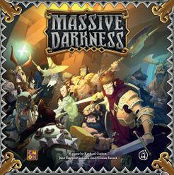 Massive Darkness | Board Game | BoardGameGeek