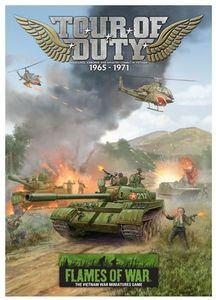 Flames of War: Tour of Duty   Board Game   BoardGameGeek
