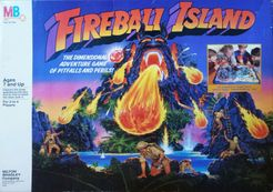 Fireball Island | Board Game | BoardGameGeek